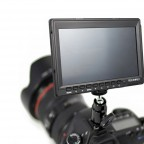 "Monitor 7"" para Camara Dslr Video HD 1280x800 IPS + Bateria y Cargador."