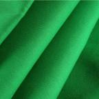 Kit  Telon para Fondo de Estudio Fotográfico Video 1.8m x 2m Verde y Blanco.