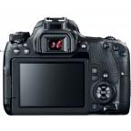 Cámara Canon EOS 77D con Lente 18-55mm IS stm