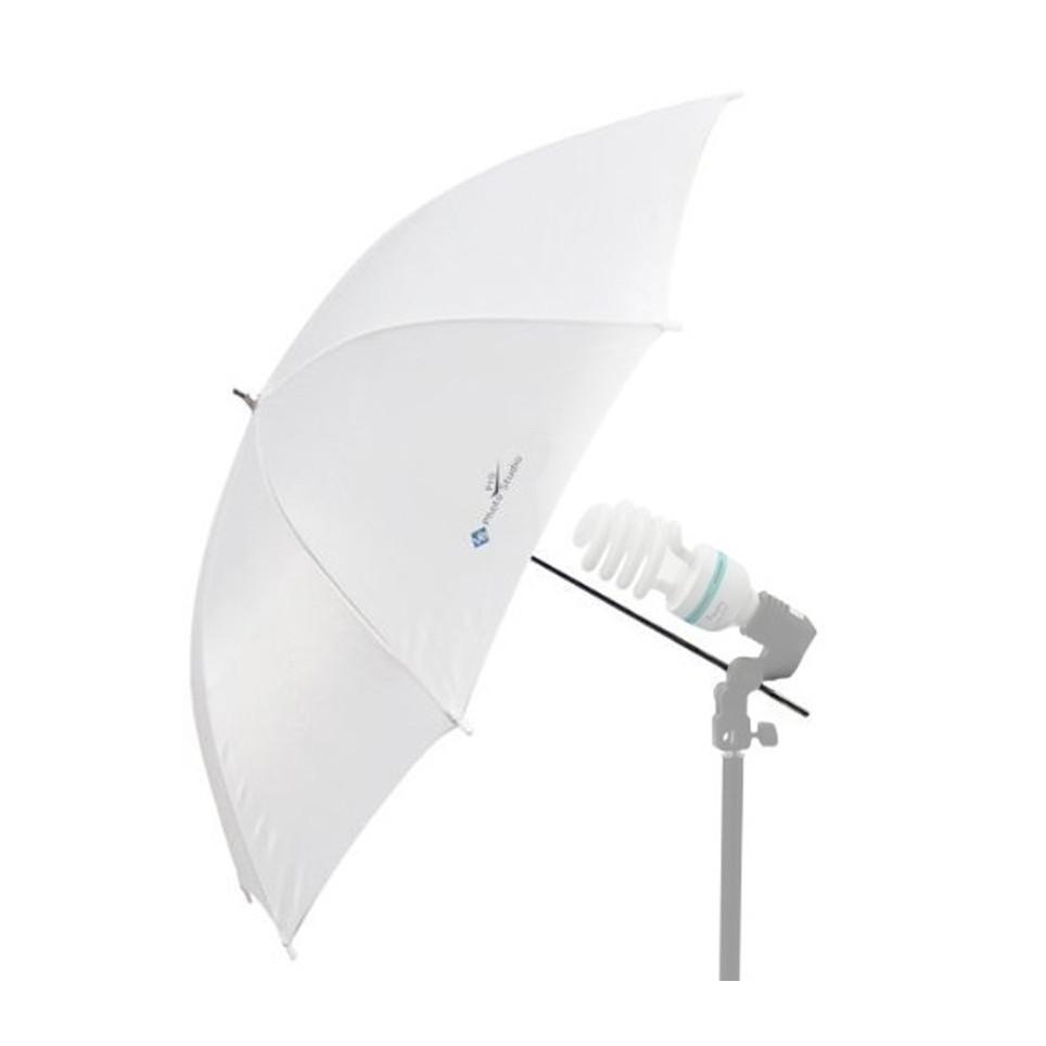 Sombrillas Blancas Traslúcidas para Estudio de iluminación