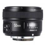 (Nikon) Lente Yongnuo EF 50mm f/1.8 AF para Canon EOS