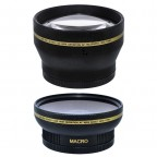 Set 2 Lentes: Gran Angular & Telephoto