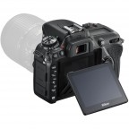 Cámara Nikon D7500 Formato Digital DX (Cuerpo)