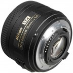 Lente Nikkor 35mm f/1.8g AF-S DX para Cámaras Nikon