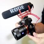 Micrófono Rode VideoMic Go para Cámara DSLR Video