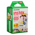 Película Fujifilm Instax Mini Instantánea Papel De Fotografía x 20 Unidades