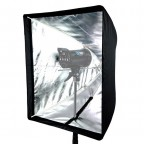 Softbox Tipo Sombrilla 70x70 para Flash Luz Strobe Estudio