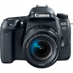 Cámara Canon EOS 77D con Lente 18-135mm USM