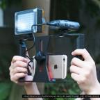 Micrófono de Solapa Inalámbrico Boya para Cámara o Celular