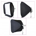 SOFTBOX 60x60 PARA FLASH PROFESIONAL