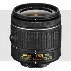Lente NIKKOR 18-55mm f/3.5-5.6G VR