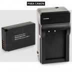 Set LP-E12 Bateria y Cargador Para Canon SL1 M50 M100 PowerShot SX70