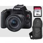 Canon SL3 con EF-S 18-55mm+ Maletin + Memoria SD 16GB