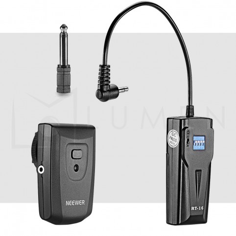 Radio Control Disparador para 2x Flash Strobe