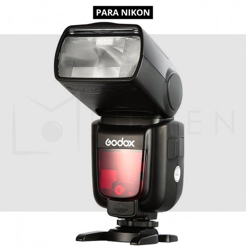 Godox TT685 Flash Externo para Nikon