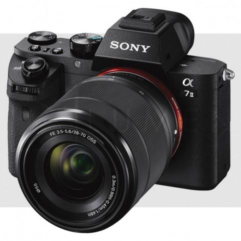 Sony Alpha a7 II con FE 28-70mm f/3.5-5.6 OSS