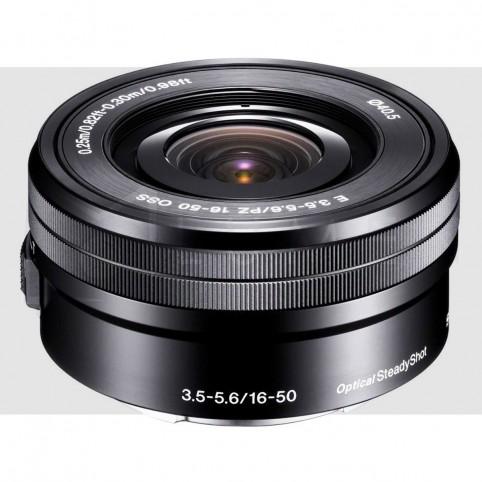 Lente Sony 16-50mm f/3.5-5.6 OSS E PZ