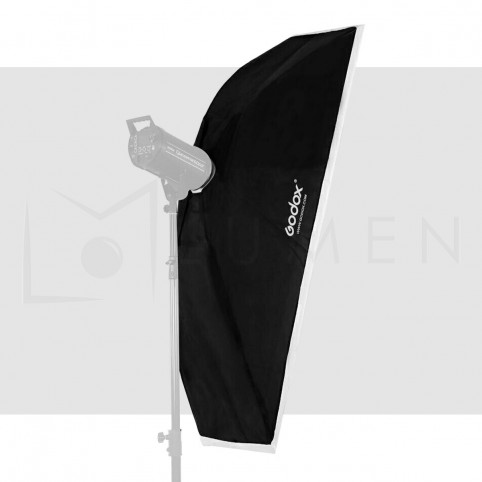 Softbox 30x120cm Strip Godox Montura Bowens Rectangular