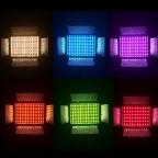 Luz LED RGB YN300IV Multicolor para Foto y Video Yongnuo