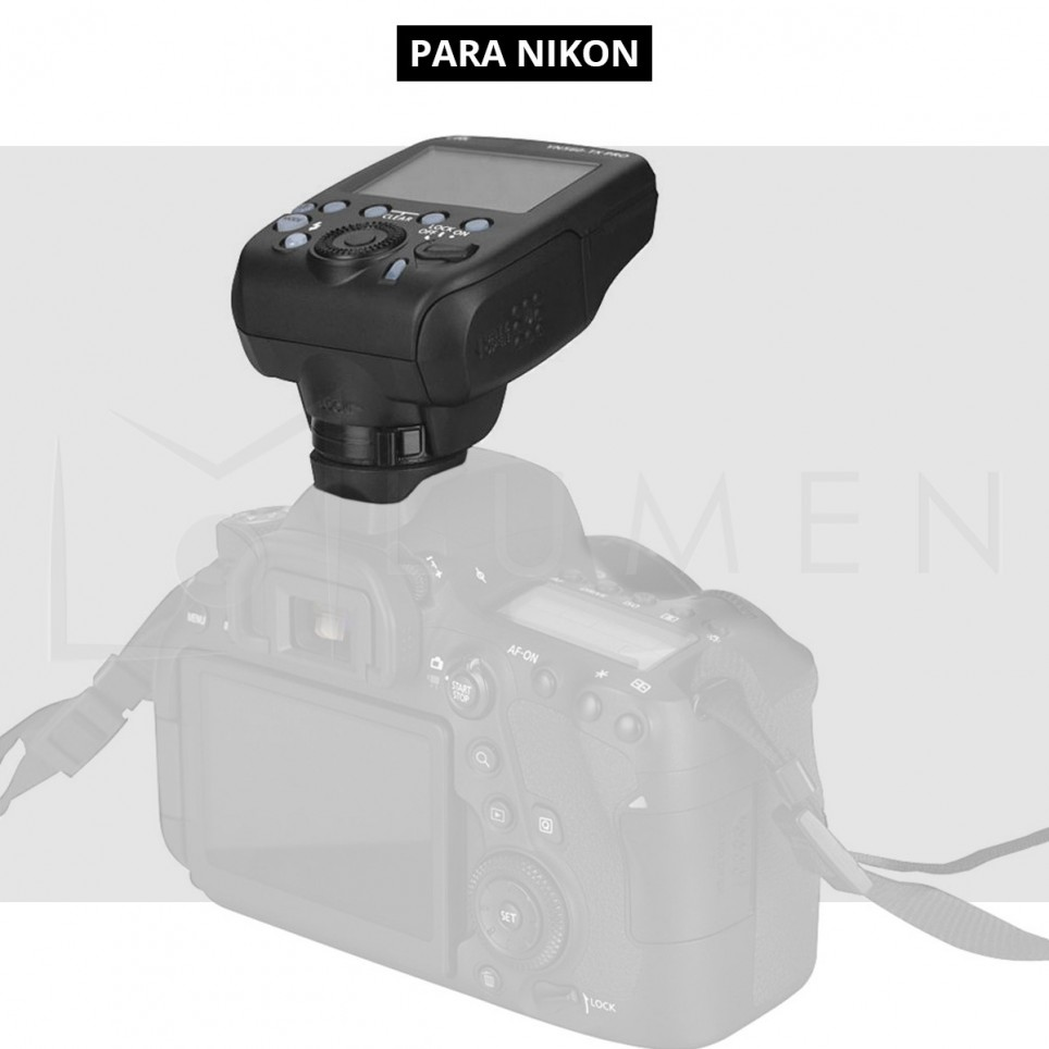 YN560-TX PRO TTL Transmisor Yongnuo para Nikon