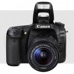 Canon 80D con 18-55mm f/3.5-5.6 IS STM DSLR