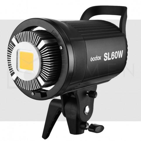 Luz Led Godox SL-60 para Video 5600k