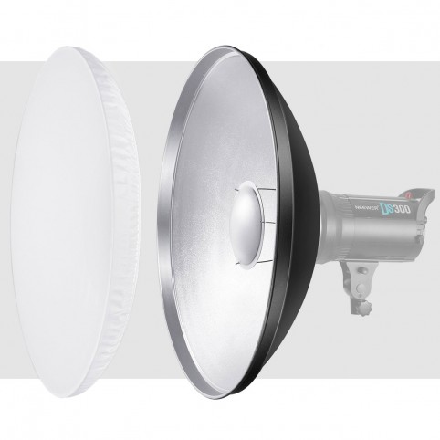 Beauty dish 41cm para  Flash Strobe