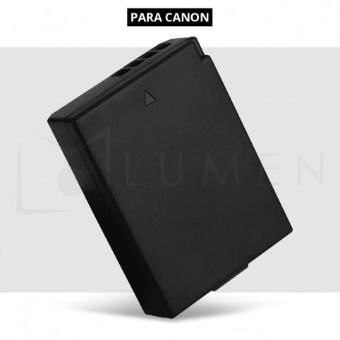 Bateria Recargable Para Camaras Canon T5 Y T3 Lp-E10 2.000 Mah