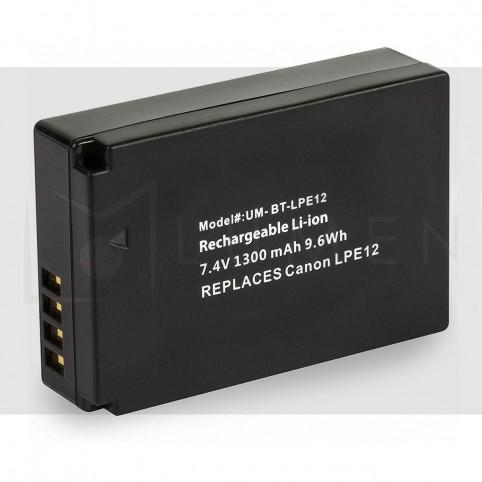 Bateria LP-E12 para Camara Canon SL1 EOS EOS M M2 EOS M10 Cámara Digital