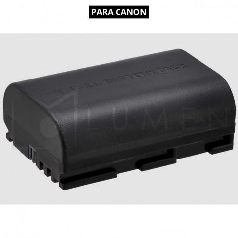 Bateria Recargable Lp-E6 para Canon 5d  6d 7d 60d 70d