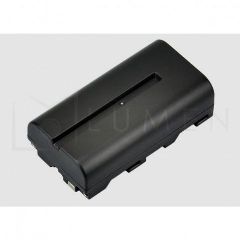 Bateria de Litio Recargable  NP-F550 NP-F570 NP-F330