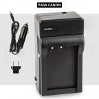 Para Canon 5d 6d 7d 60d 70d Cargador de Batería LP-E6