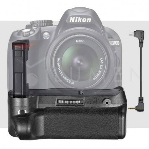 Grip de Bateria para Nikon D3100 D3200 D3300