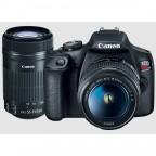 Canon T7 / 2000d Lentes 18-55mm y 55-250mm