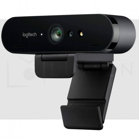 Logitech Brio 4K Ultra HD Camara Web