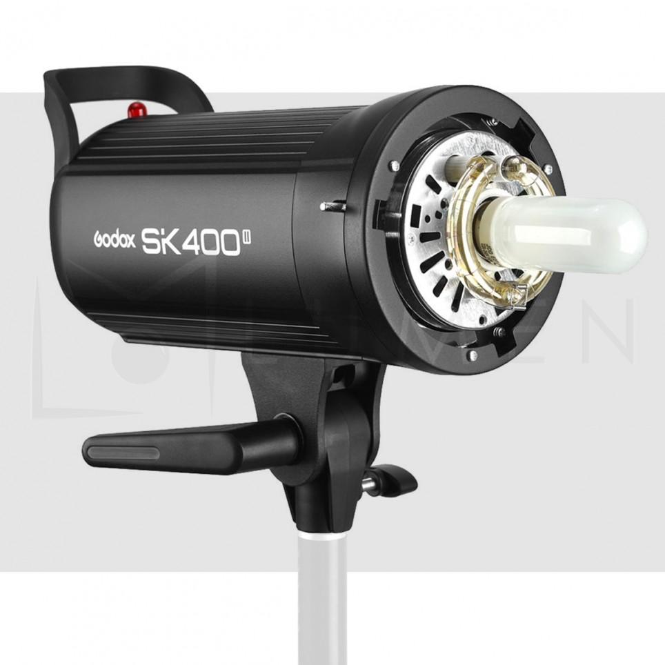 Godox SK400ii Strobe Flash de Estudio para Fotografía