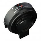 Adaptador para Sony Full Frame de lentes Canon EF EF-S