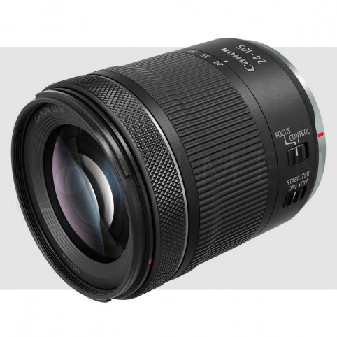 Lente Canon RF 24-105mm f/4-7.1 IS STM