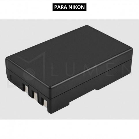 Bateria EN-EL9 para Nikon D5000, D3000, D40, D40x, D60