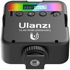 Luz RGB Multicolor 49 Led 2500 - 9000K Ulanzi