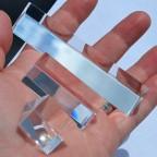 Prismas equiláteros Set de 3 piezas Acrílicas