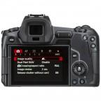Canon EOS R Mirrorless Full Frame 4K (Solo Cuerpo)