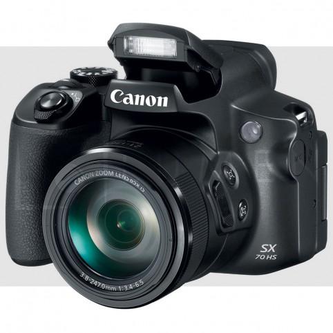 Canon Sx70 HS Powershot Camara Digital Compacta
