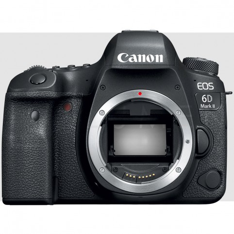 Canon EOS 6d Mark II DSLR (Solo cuerpo)