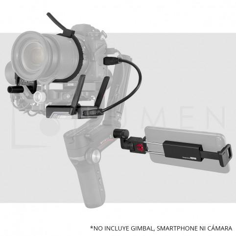 Combo PRO para Weebill-S Motor Enfoque Transmisor Zhiyun