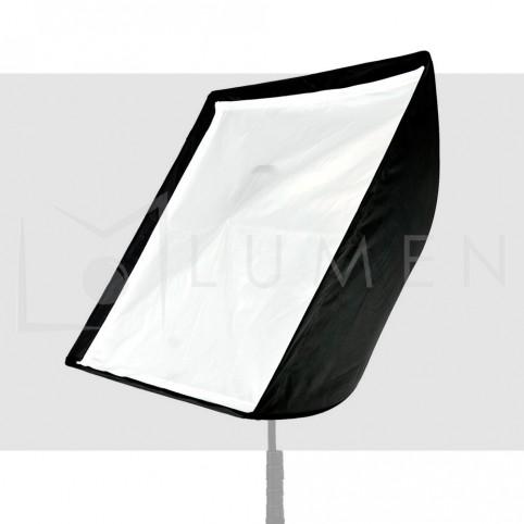 Softbox Tipo Sombrilla 70x70 para Flash Luz Strobe Estudio