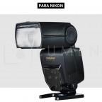 Flash Yongnuo YN685 TTL 1/8000 segundos para Nikon