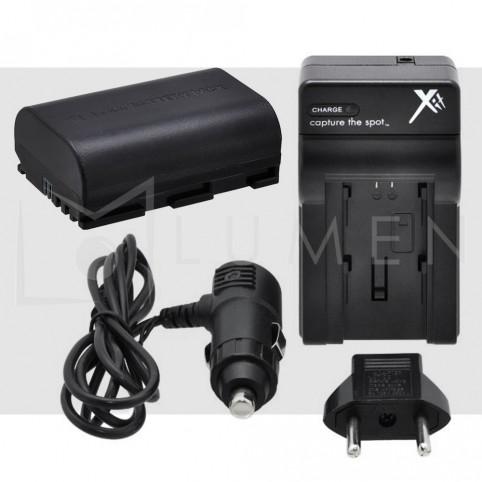 Bateria Lp-e6 + Cargador para Canon 5d 6d 7d 60d 70d