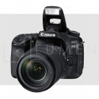Canon EOS 80D con 18-135mm IS USM