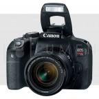 Canon EOS Rebel T7i / 800d con lente EF 18-55mm IS STM